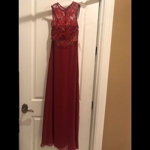 Marciano evening gown